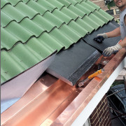 Gutter Lining and Installation