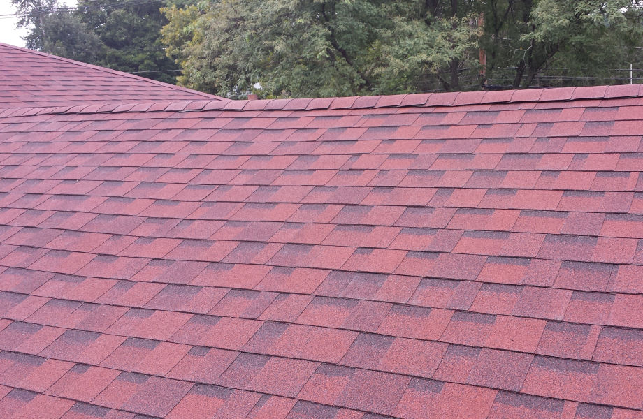Asphalt Roof Installation, Scotch Plains, NJ 2015