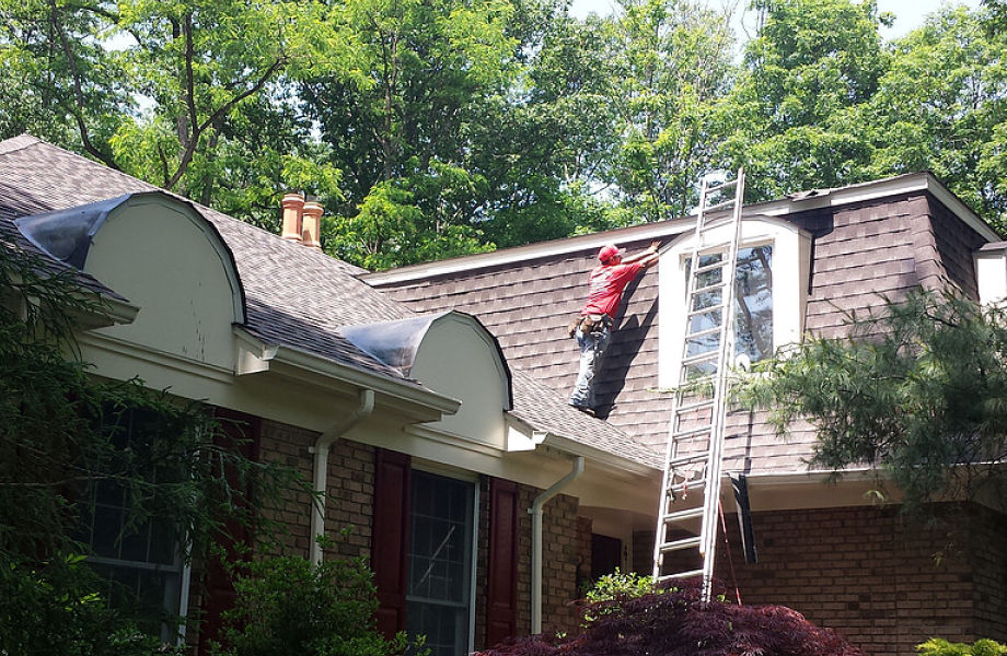 Asphalt Roofing Installation, Livingston, NJ 2015