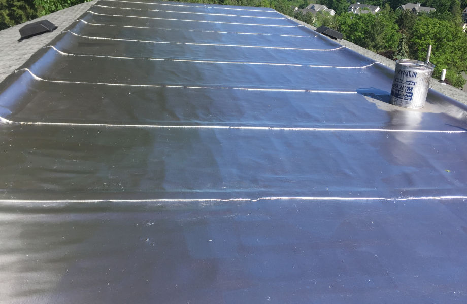 Flat Roof, Montclair NJ 2014