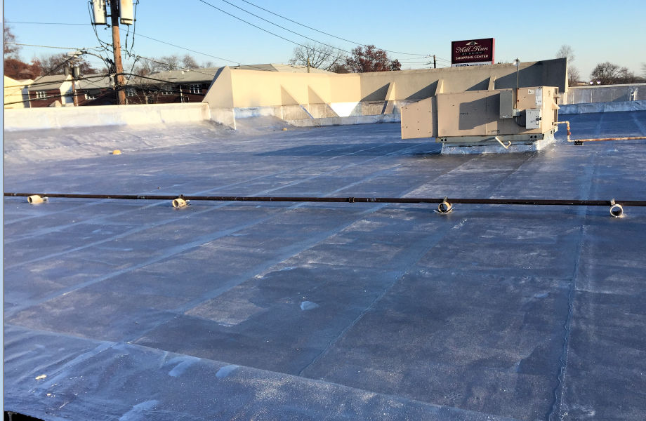 Flat Roof, Seacacus, NJ 2015
